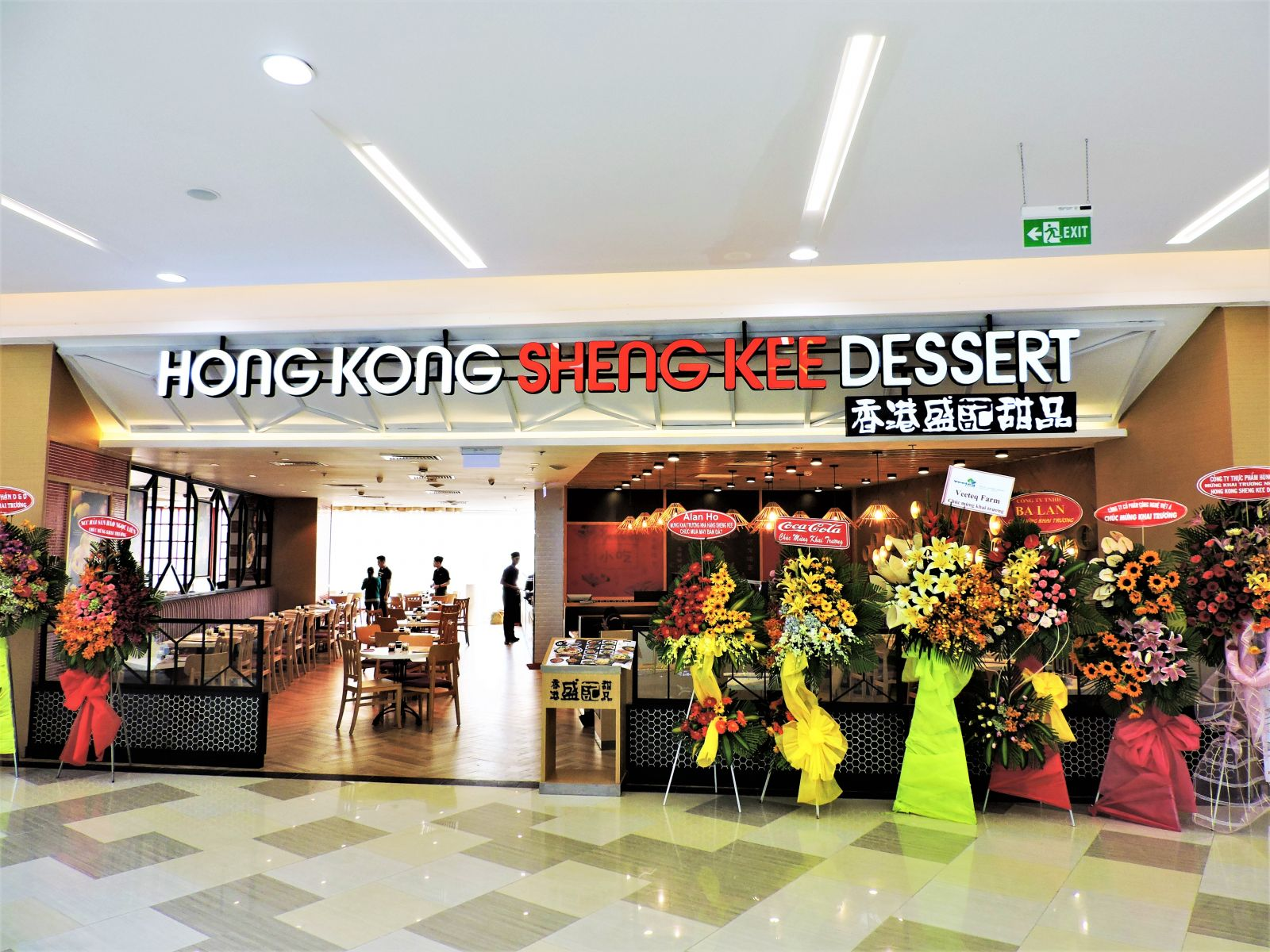 Project Hong Kong Shengkee Restaurant