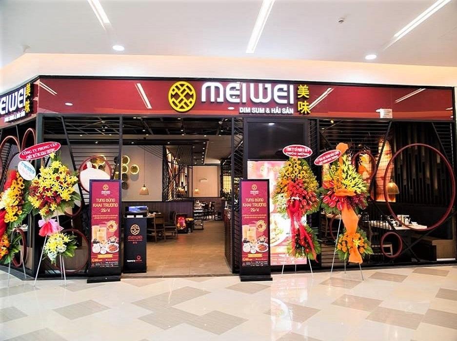 Công trình nhà hàng Mei Wei