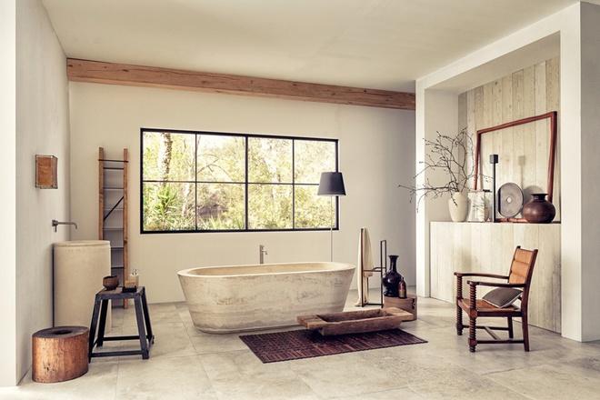 nội thất phòng tắm đẹp