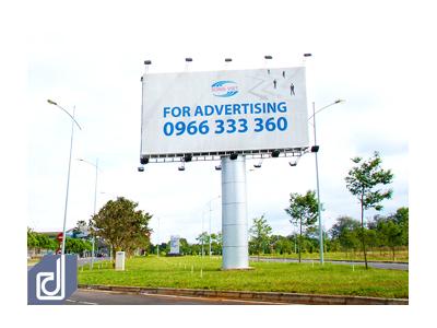 Quảng cáo tại sân bay Buôn Ma Thuột