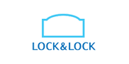 Logo lock and lock