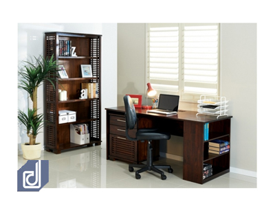 Bộ kệ bàn Madang 3 pieces office package