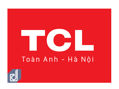 Interior design and decoration for TCL display booth in Toan Anh – Ha Noi