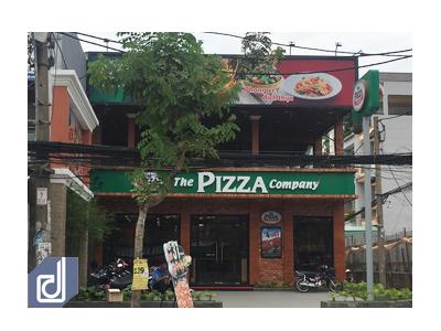 Công trình nhà hàng The Pizza Company - Huỳnh Tấn Phát