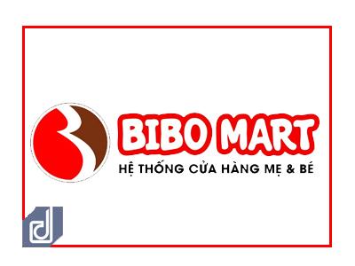 Thi công nội thất cửa hàng mẹ và bé Bibo Mart Uông Bí