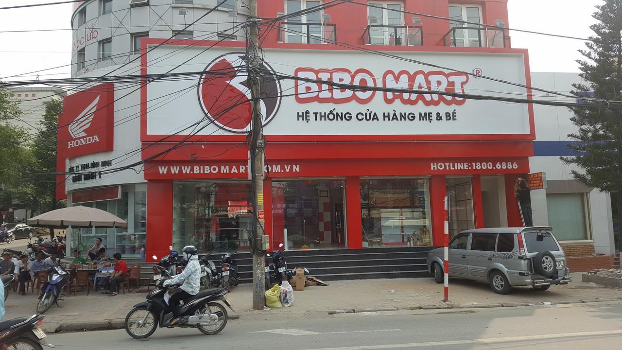 cửa hàng mẹ và bé bibo mart việt trì