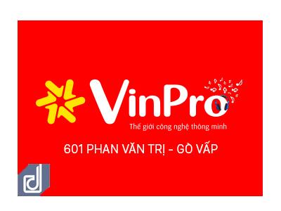 Công trình nội thất showroom VinPro+ Phan Văn Trị