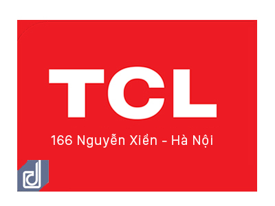 Design and interior construction of showroom TCL Nguyen Xien - Ha Noi