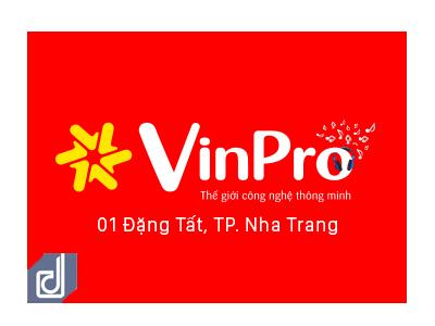 Công trình showroom VinPro+ Nha Trang