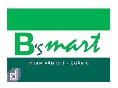 Thi công nội thất cửa hàng tiện lợi B's Mart Phạm Văn Chí