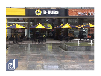 Project B-DUBS The Artemis Restaurant Hà Nội