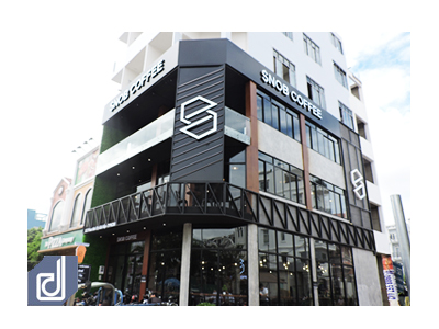Project SNOB Coffee Shop - Phan Văn Trị