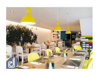 Thiết kế nhà hàng quận 8 đẳng cấp vượt thời gian