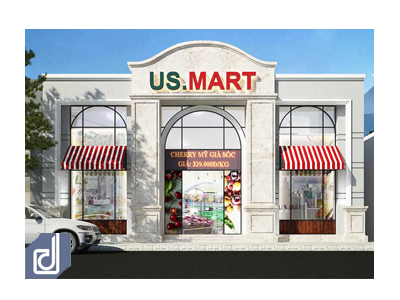 Project Design: US Mart Supermarket