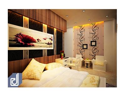 Thiết kế nội thất phòng Khách sạn ở Phú Quốc