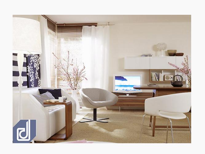 Cách trang trí nội thất thêm sắc màu cho tổ ấm
