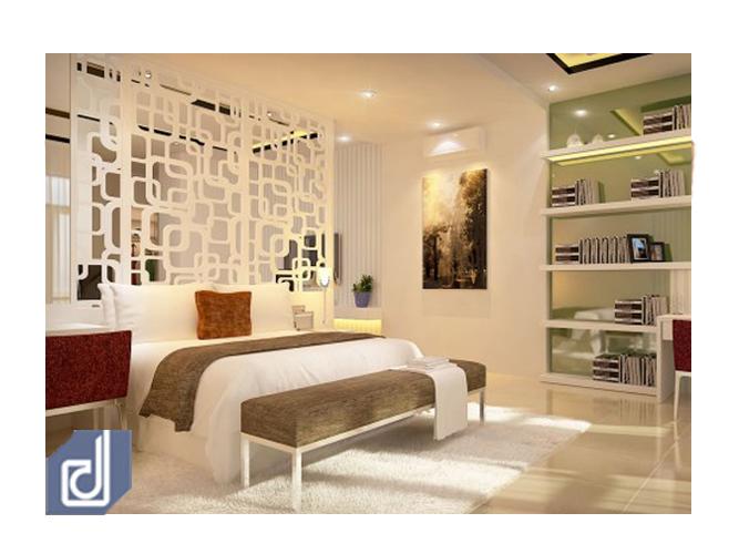Giải pháp về không gian trong thiết kế nội thất với vách ngăn CNC