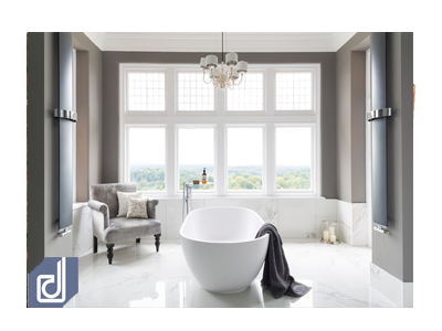9 ways to decorate your bathroom with grey theme