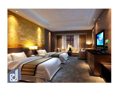 Thiết kế - Thi công nội thất khách sạn đẹp tại Hà Nội
