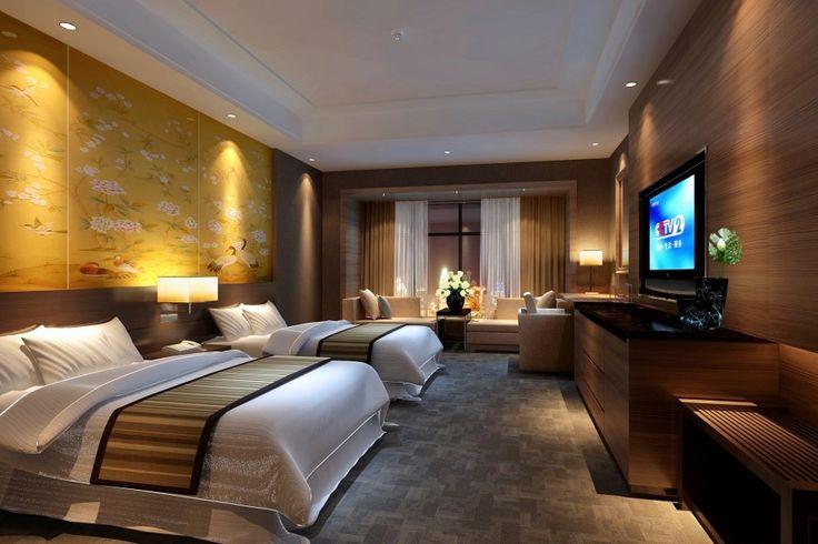 thiết kế thi công nội thất khách sạn đẹp hà nội