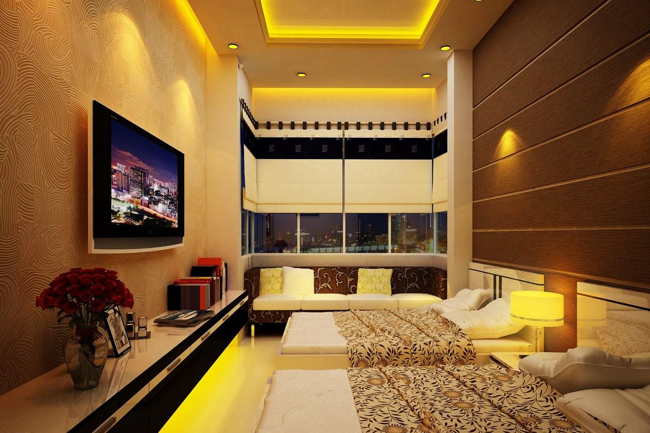 thiết kế nội thất khách sạn tphcm