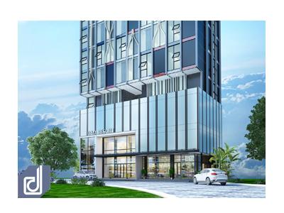Thiết kế - Thi công nội thất khách sạn đẹp tại TP.HCM
