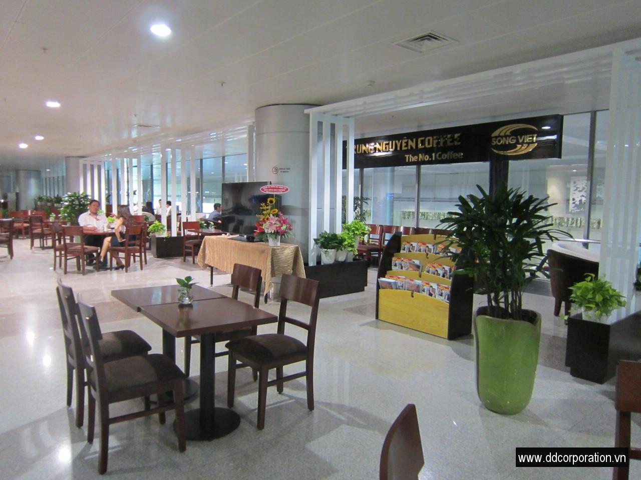 thiết kế thi công nội thất nhà hàng đẹp tphcm