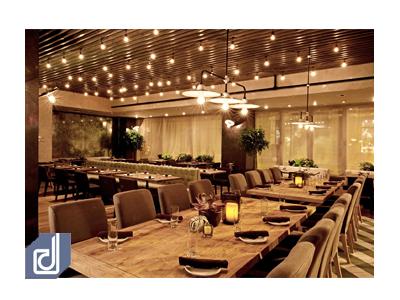 Thiết kế thi công nội thất nhà hàng đẹp tại TPHCM