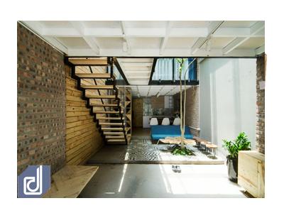 Ngôi nhà 46m² tuyệt đẹp có chi phí hoàn thiện 480 triệu đồng chàng trai 8x xây tặng vợ